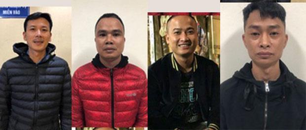 Hà Nội: Triệt phá băng tội phạm ghi lô, đề, tàng trữ súng - Ảnh 1.