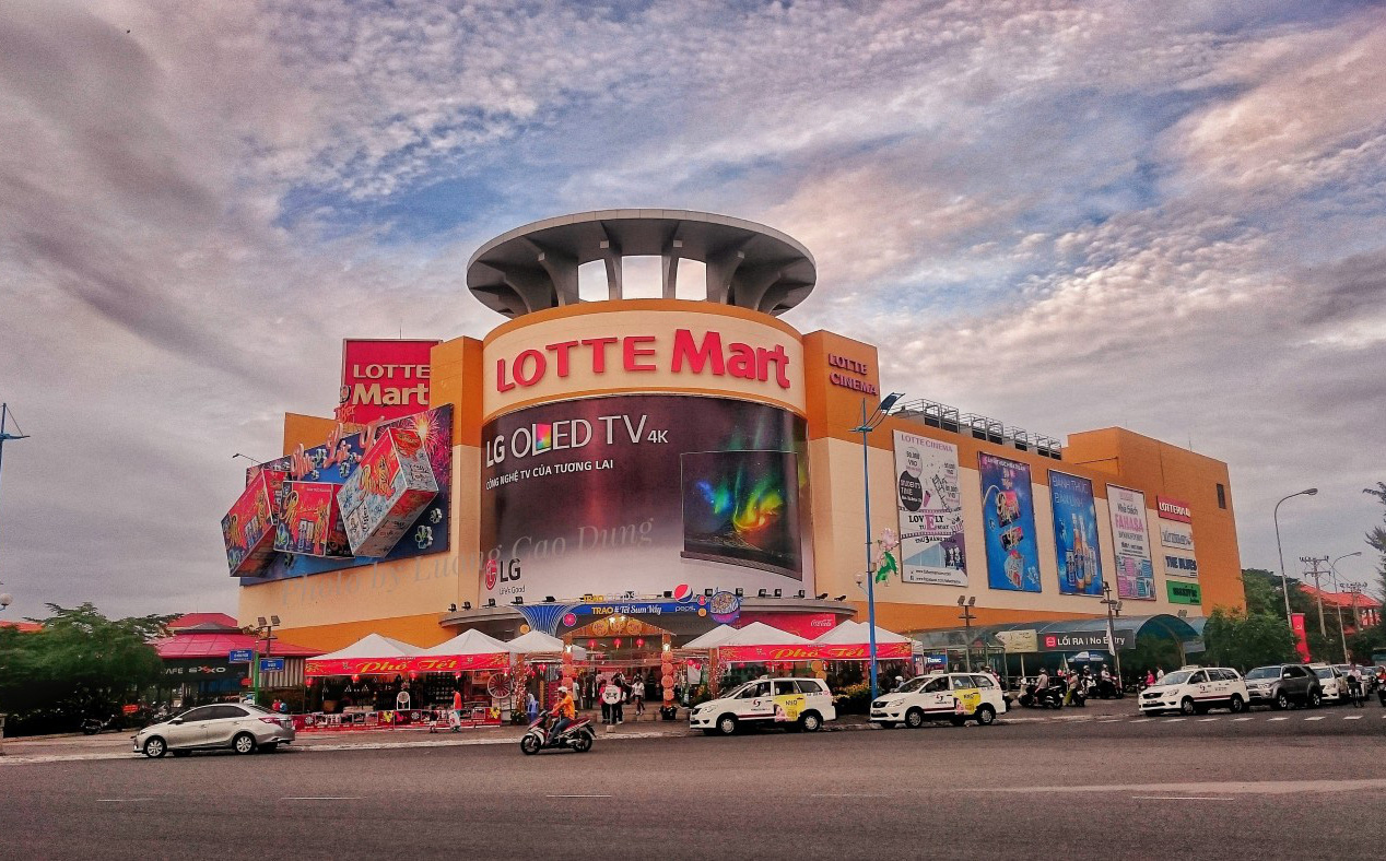 Lotte Mart tuyên bố chính thức thâu tóm trang thương mại điện từ Lotte.vn sau khi đóng cửa