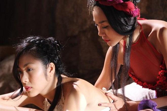 Điều đặc biệt, ít người phát hiện trong 10 năm đóng phim của Thanh Hằng - Ảnh 10.