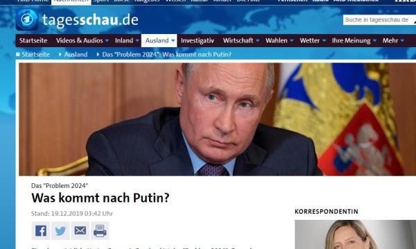 Chuyên gia: 3 kịch bản bảo tồn quyền lực của Putin sau năm 2024 - Ảnh 1.