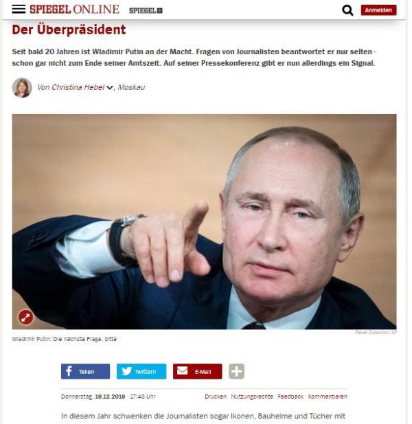 Chuyên gia: 3 kịch bản bảo tồn quyền lực của Putin sau năm 2024 - Ảnh 2.