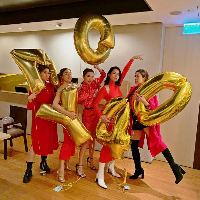 Hội bạn thân quyền lực nhất Hong Kong: Toàn mỹ nhân xinh đẹp, nóng bỏng và giàu có - Ảnh 4.