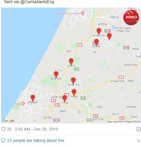 CẬP NHẬT: Israel bị tấn công, TT Netanyahu khẩn cấp xuống hầm, kích hoạt mật mã đỏ - MiG-29 Iran rơi, chiến sự Syria cực nóng - Ảnh 18.