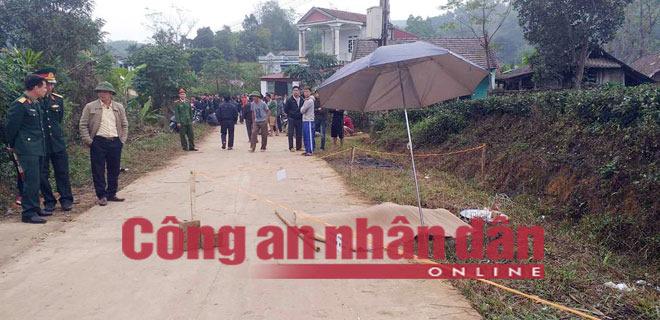 Thảm án ở Thái Nguyên làm 5 người chết: Nhân chứng nói Hoàng Văn Chín có biểu hiện rất hung dữ - Ảnh 2.