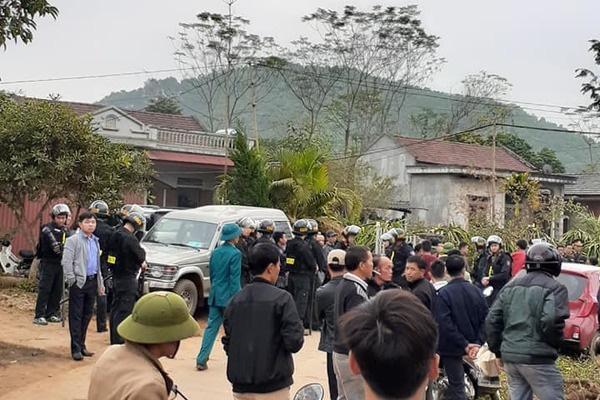 Thảm án ở Thái Nguyên làm 5 người chết: Nhân chứng nói Hoàng Văn Chín có biểu hiện rất hung dữ - Ảnh 6.