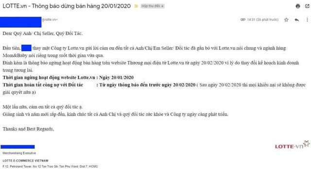 """Lotte.vn đóng cửa, thương mại điện tử Việt Nam đã """"chốt sổ""""? - Ảnh 1."""