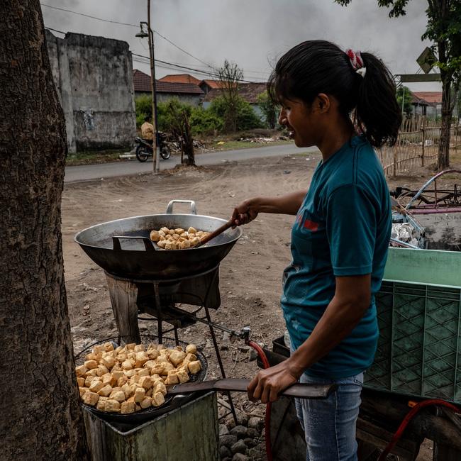 Đậu phụ nhiễm độc ở Indonesia: Món ăn rẻ tiền được sản xuất từ rác thải nhựa của Mỹ chứa hóa chất gây chết người khiến ai cũng rùng mình - Ảnh 6.
