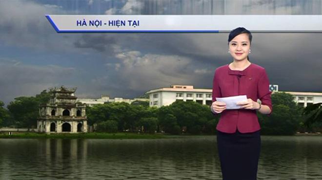 Nữ MC sexy, dũng cảm dẫn dắt giữa trời mưa bão của VTV giờ ra sao? - Ảnh 1.