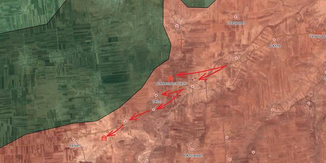 CẬP NHẬT: Tên lửa TOW nã thẳng vào xe tăng T-62 của QĐ Syria - TT Trump cáo buộc Nga đang đi trên con đường giết chóc - Ảnh 24.