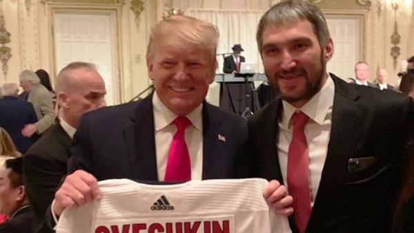 'Bạn thân của Putin' đón Giáng sinh cùng Tổng thống Trump  - Ảnh 1.