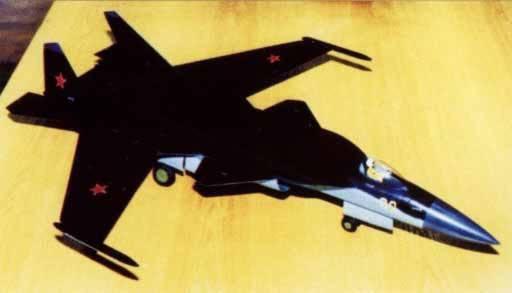Không phải Su-57, đây là máy bay thế hệ 5 đầu tiên của Nga: Số phận hẩm hiu vì khác người? - ảnh 2
