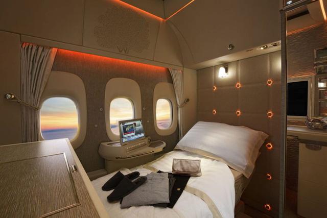 """10 chuyến bay đắt đỏ bậc nhất thế giới chỉ dành cho hội siêu giàu, nhìn ảnh thôi cũng tự thấy mình """"nghèo khổ"""" ghê! - Ảnh 17."""