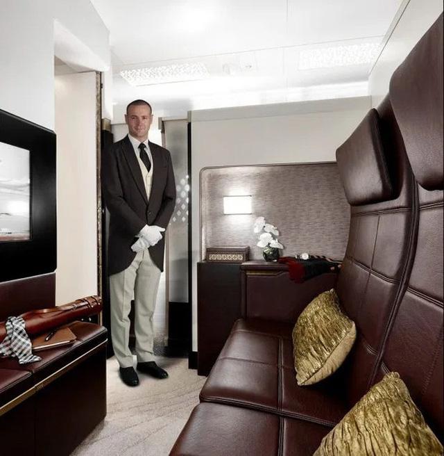 """10 chuyến bay đắt đỏ bậc nhất thế giới chỉ dành cho hội siêu giàu, nhìn ảnh thôi cũng tự thấy mình """"nghèo khổ"""" ghê! - Ảnh 18."""