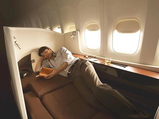 """10 chuyến bay đắt đỏ bậc nhất thế giới chỉ dành cho hội siêu giàu, nhìn ảnh thôi cũng tự thấy mình """"nghèo khổ"""" ghê! - Ảnh 4."""