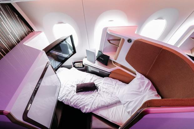 """10 chuyến bay đắt đỏ bậc nhất thế giới chỉ dành cho hội siêu giàu, nhìn ảnh thôi cũng tự thấy mình """"nghèo khổ"""" ghê! - Ảnh 7."""