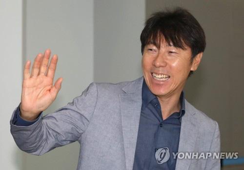 """Tân HLV Indonesia """"tuyên chiến"""" HLV Park Hang-seo khi trả lời phỏng vấn báo Hàn Quốc - Ảnh 1."""