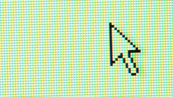 Đố bạn biết vì sao chuột máy tính trên màn hình lại nghiêng về bên trái? - Ảnh 1.