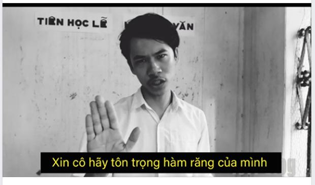 Một trường THCS ở Thái Nguyên mang hiện tượng 1977 vlog vào đề thi môn... Hóa học gây tranh cãi - Ảnh 1.