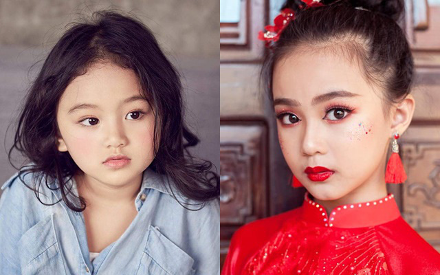 """Hai bé gái Sài thành nổi lên từ """"Mắt Biếc: Xinh đẹp, đa tài khiến các mẹ rần rần muốn sinh con gái - Ảnh 1."""