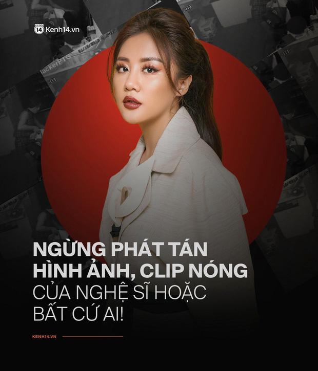 Dòng tin nhắn đau lòng của Văn Mai Hương gửi bạn bè sau sự cố bị hack camera: Em chỉ muốn chết thôi... - Ảnh 2.