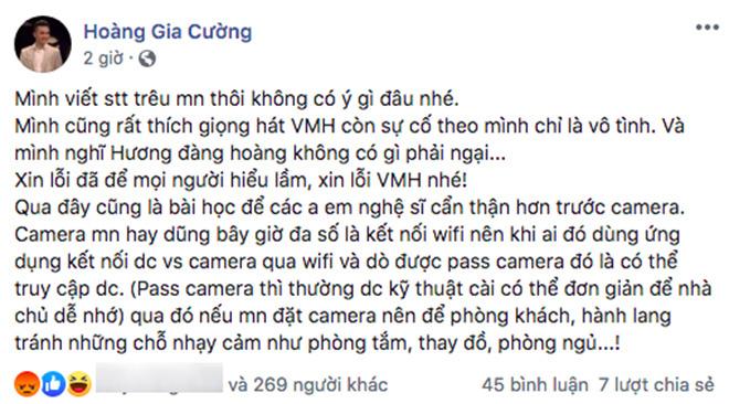 """Diễn viên """"Người phát xử"""" lại gây phẫn nộ khi nói xin link clip Văn Mai Hương để trêu vui - Ảnh 4."""