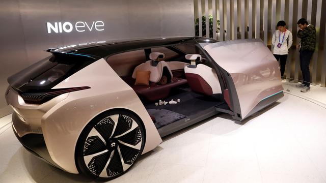 Giữa lúc bong bóng xe ô tô điện có thể sắp nổ tung, Trung Quốc đang gấp rút ra mắt chiếc xe hơi điện made in China đầu tiên - Ảnh 3.