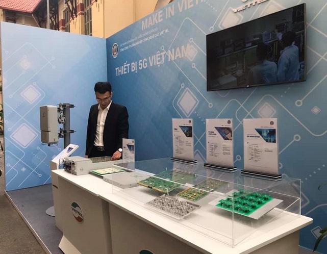 Vingroup, Viettel ghi tên Việt Nam trong 5 nước đầu tiên trên thế giới sản xuất được thiết bị 5G - Ảnh 1.
