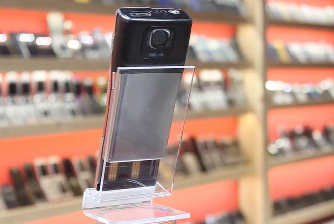 Nhìn lại Nokia N91: Điện thoại dân chơi lừng lẫy một thời - Ảnh 5.