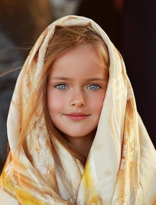 Bất ngờ trước hình ảnh hiện tại của mẫu nhí Nga được mệnh danh đẹp nhất thế giới - Ảnh 5.