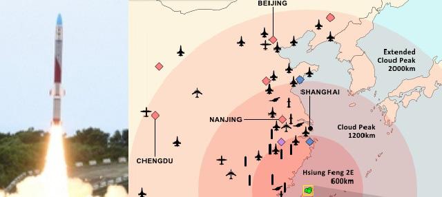 Đối mặt với cơn ác mộng 1000 tên lửa TQ: Đài Loan bừng tỉnh với tên lửa siêu thanh? - Ảnh 1.