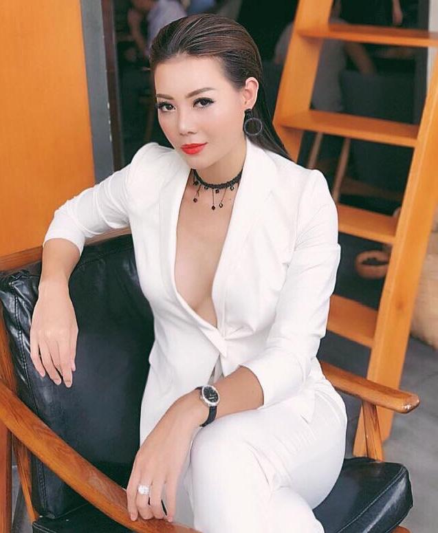Thanh Hương được gọi là cô nhà báo xinh đẹp nhờ phim Sinh tử - Ảnh 3.