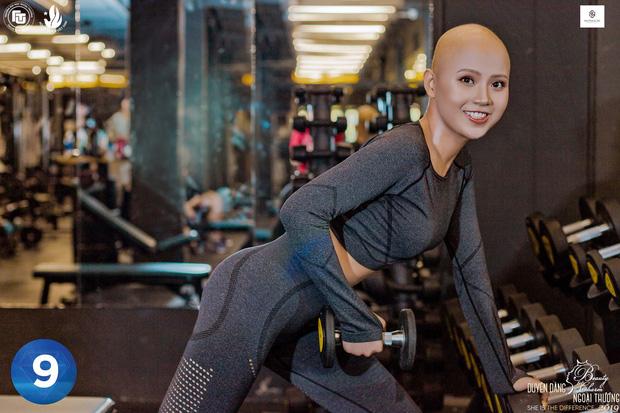 Nữ sinh Ngoại thương mắc ung thư vú lột xác đầy bất ngờ trong bộ ảnh Chung kết Duyên dáng Ngoại thương 2019 - Ảnh 1.