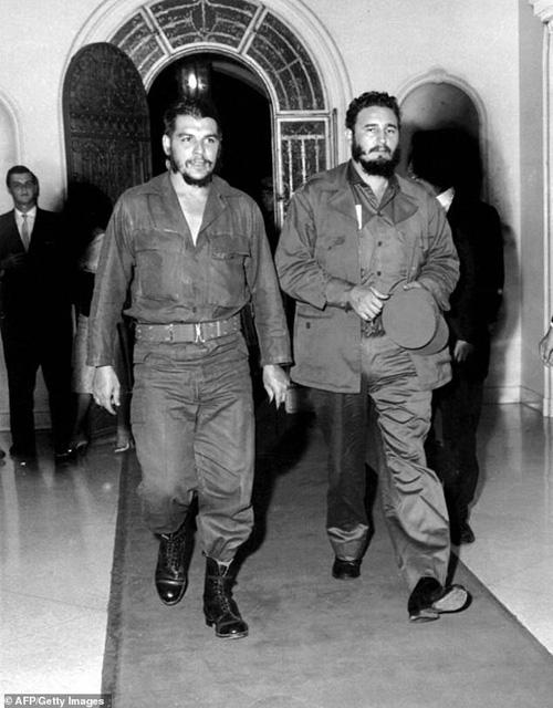 Điệp viên Mỹ tại Cuba chỉ lộ diện sau hơn 5 thập niên - Ảnh 2.