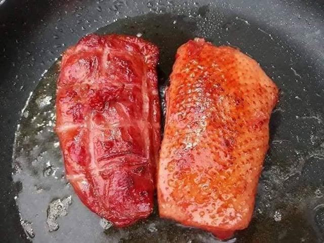 Thịt ngỗng Nga hun khói đổ bộ, nhậu Tết hàng ngoại giá siêu rẻ - Ảnh 3.