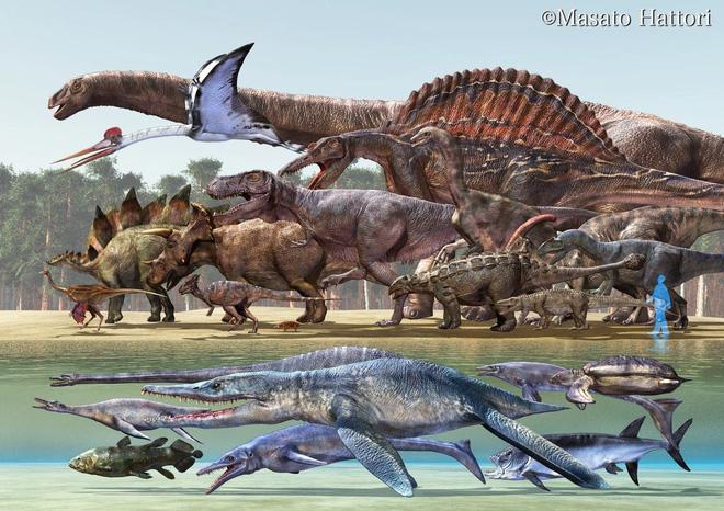 Vì sao động vật tiền sử lại to lớn gấp nhiều lần động vật ngày nay? - Ảnh 4.