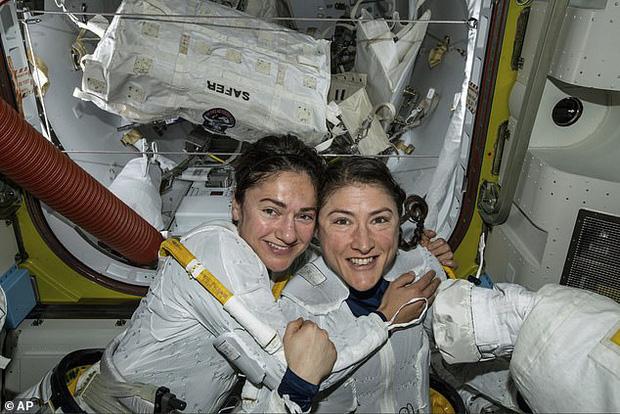 NASA vừa xác lập một kỷ lục liên quan đến các nữ phi hành gia: lịch sử từ nay sẽ gọi tên Christina Koch - Ảnh 1.