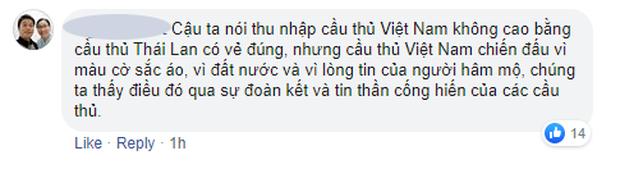 Messi Thái Lan phát biểu đầy tranh cãi: Cầu thủ Việt Nam luôn thi đấu quyết tâm vì nghèo hơn chúng tôi, fan Việt lập tức hiến kế độc giúp bóng đá Thái trở lại thời huy hoàng - Ảnh 2.