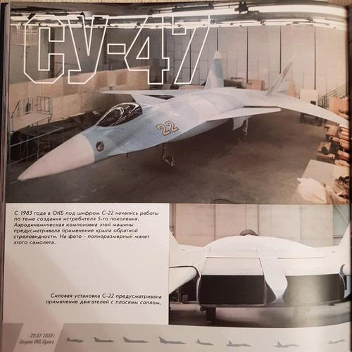 [ẢNH] Không phải MiG-1.44, J-20 thực chất là bản sao tiêm kích tuyệt mật của Liên Xô - ảnh 6