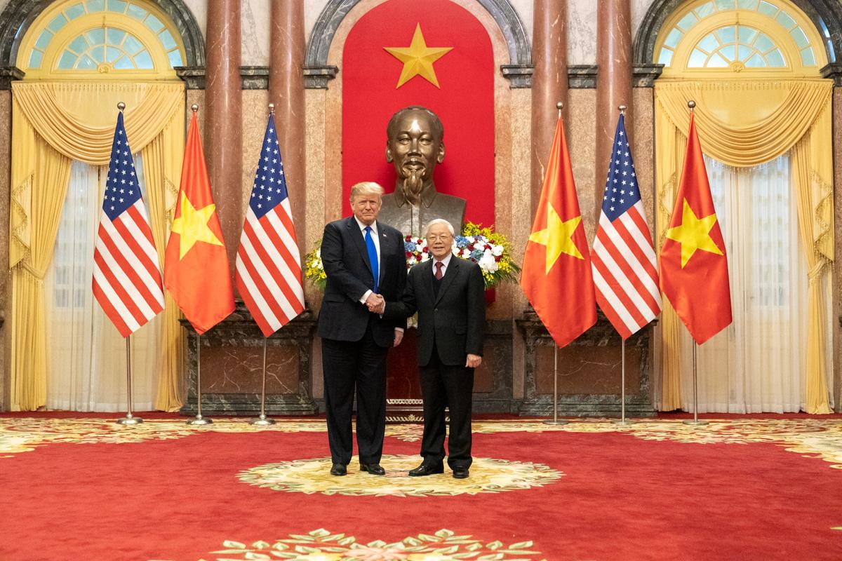 5 dấu ấn ngoại giao 2019: Tỏa sáng bản lĩnh, tinh thần và vị thế Việt Nam trên trường quốc tế - Ảnh 11.