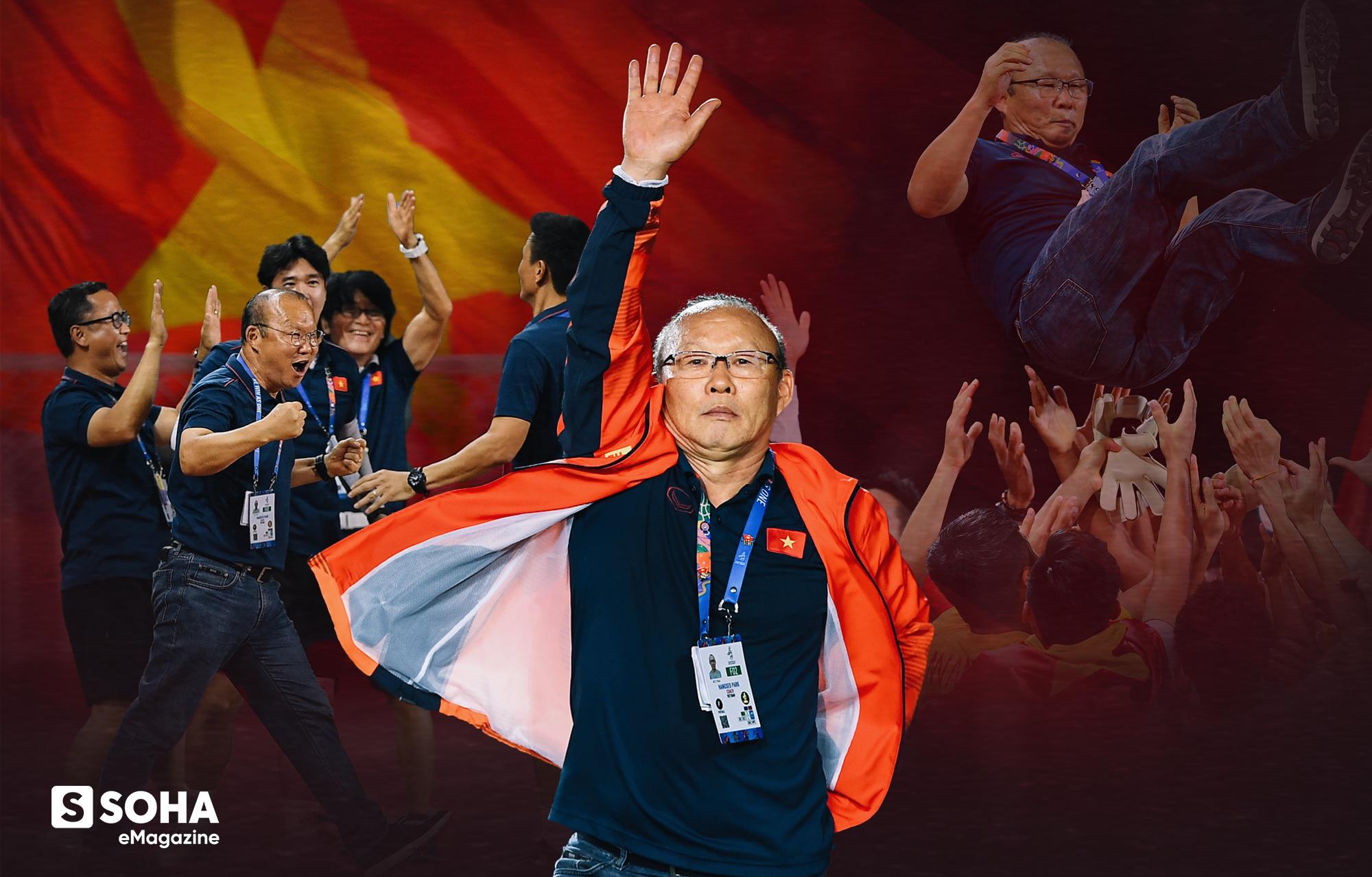 Trợ lý ngôn ngữ Lê Huy Khoa: Ông Park từng phát bực vì sự im lặng của cầu thủ Việt Nam - Ảnh 15.