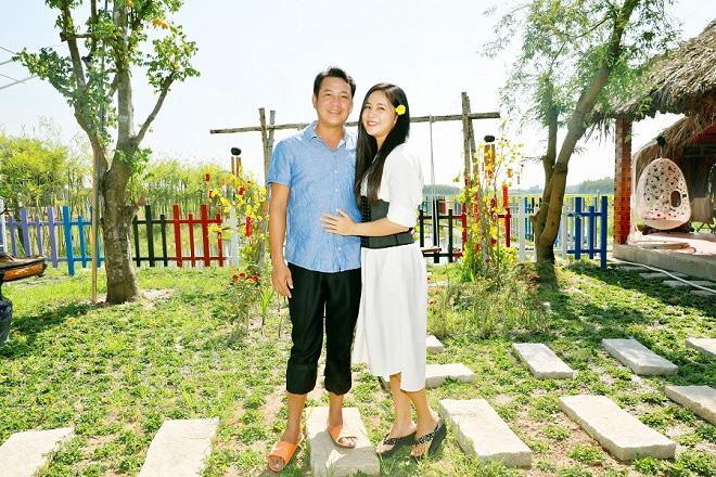 Cận cảnh cơ ngơi 1600m2 ở Tây Ninh của em trai Quyền Linh - Ảnh 2.