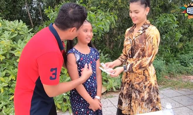 Kinh Quốc lên tiếng vụ mời sao nhí 10 tuổi tham gia thử thách ăn gây tranh cãi - Ảnh 2.