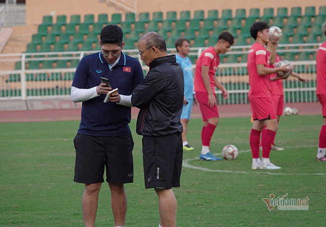 U23 Việt Nam: Thầy Park có vũ khí mới, yên tâm chiến U23 châu Á - Ảnh 1.