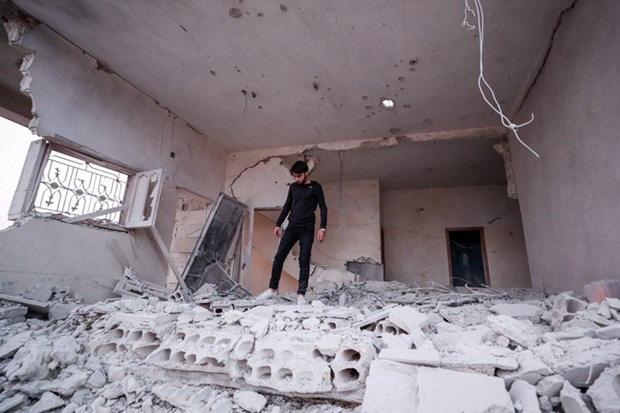 CẬP NHẬT: Nga khai hỏa, máy bay Israel tháo chạy khỏi không phận Syria - QĐ Syria đặt mục tiêu giả, để Israel ăn quả lừa đau đớn - Ảnh 10.