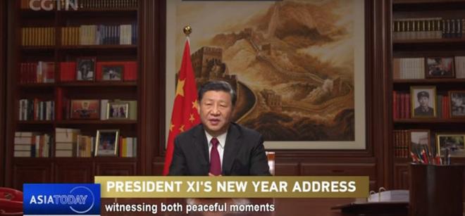 Thông điệp 2020 của ông Tập Cận Bình: Không nhắc thương chiến, ca ngợi PLA, nhắc nhở Hồng Kông - Ảnh 2.