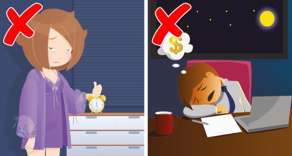 Những thói quen khi ngủ khiến bạn tăng cân nhanh chóng - Ảnh 3.