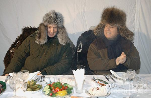 20 năm cầm quyền và những bức ảnh đậm chất Putin - Ảnh 4.