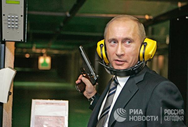 20 năm cầm quyền và những bức ảnh đậm chất Putin - Ảnh 7.
