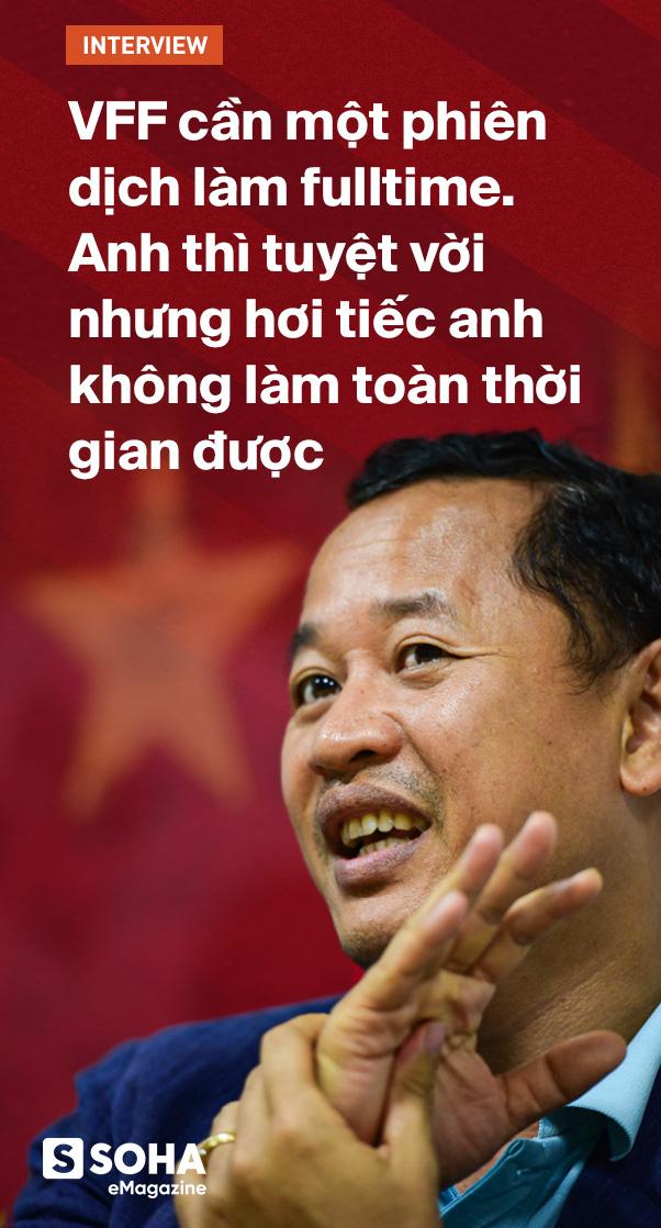 Trợ lý ngôn ngữ Lê Huy Khoa: Ông Park từng phát bực vì sự im lặng của cầu thủ Việt Nam - Ảnh 3.