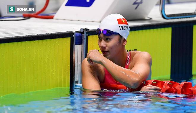 Ánh Viên giành HCV đầu tiên tại SEA Games 30